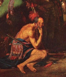 Benjamin_west_Death_wolfe_noble_savage