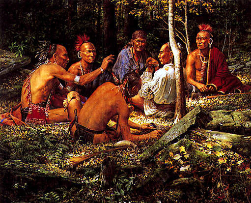 native american oral stories